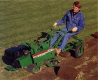 RS618 Ryan Heavy Duty Sod Cutter  working1 OUT